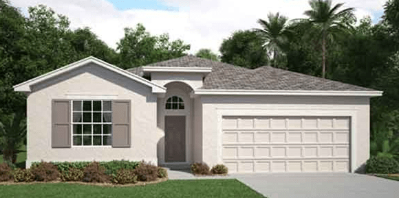 You are currently viewing Ballentrae The Hamilton 2,032 Square Feet 4 Bedrooms 3 Bathrooms 2 Car Garage 1 Story Riverview Fl