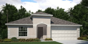 Ballentrae The Harrington 2,051 sq. ft. 3 Bedrooms 2 Bathrooms 2 Car Garage 1 Story Riverview Fl