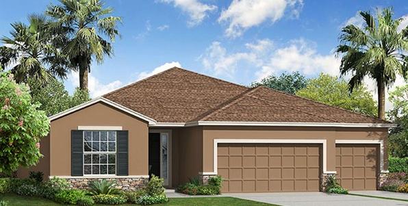 Park Creek Riverview Fl New Houses