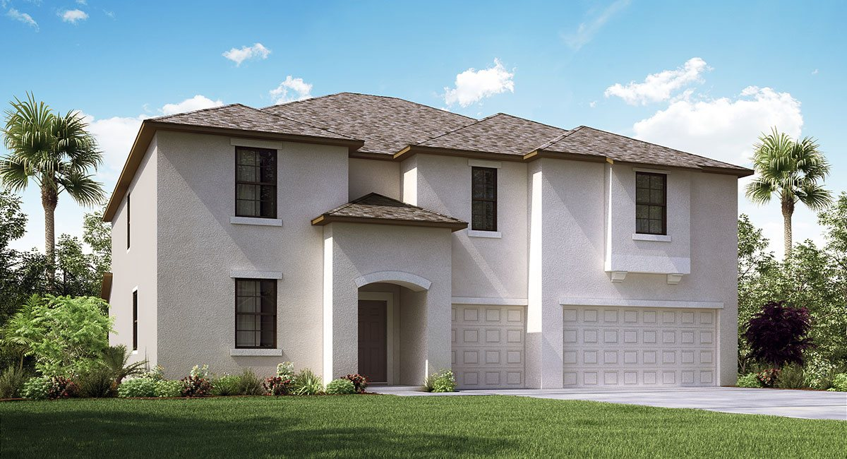 Riverview Florida 3, 4, & 5 Bedrooms New Homes