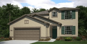 New Homes Cypress Creek Ruskin Florida