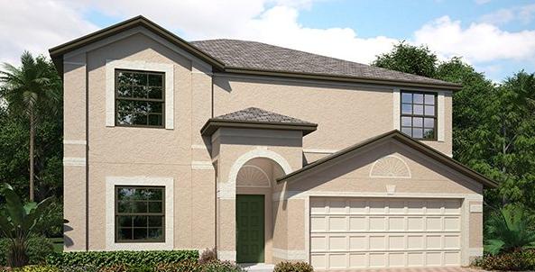 Ayersworth New Homes Wimauma Florida From $183,990