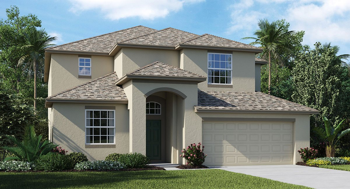 New Homes Vista Palms Wimauma Florida 33598