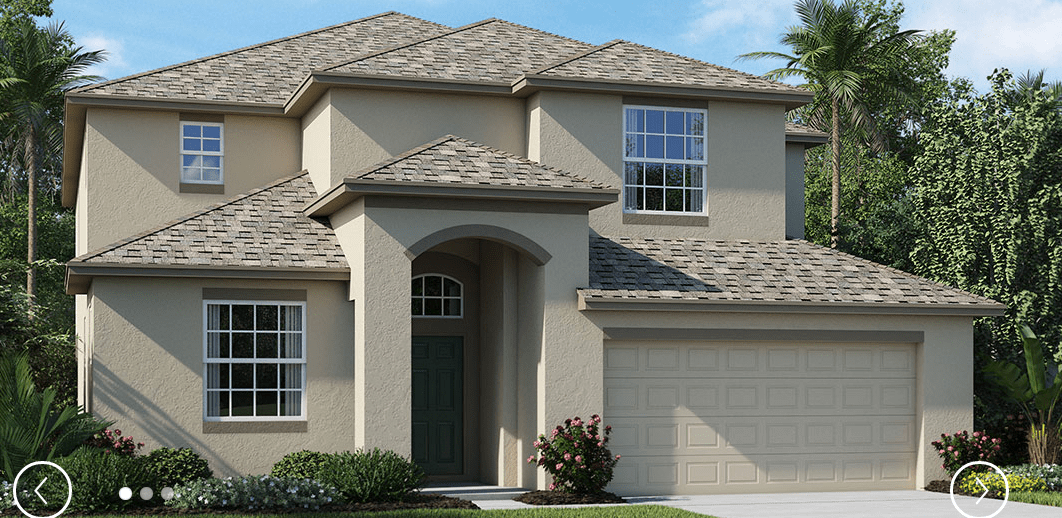 You are currently viewing New Homes Ballantrae Riverview 33579