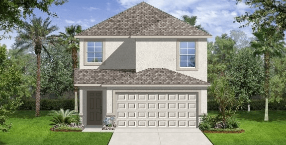 Hawks Point  in Ruskin, FL  $172,990 – $344,990