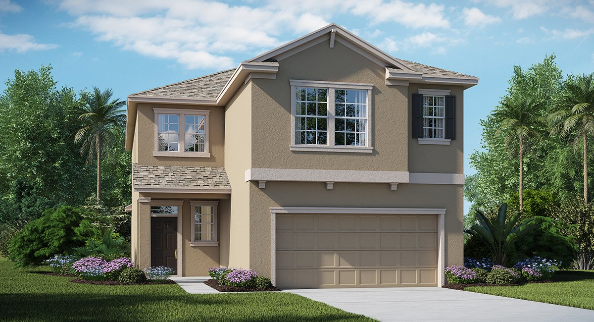 Brand-New Affordable Homes Riverview Florida