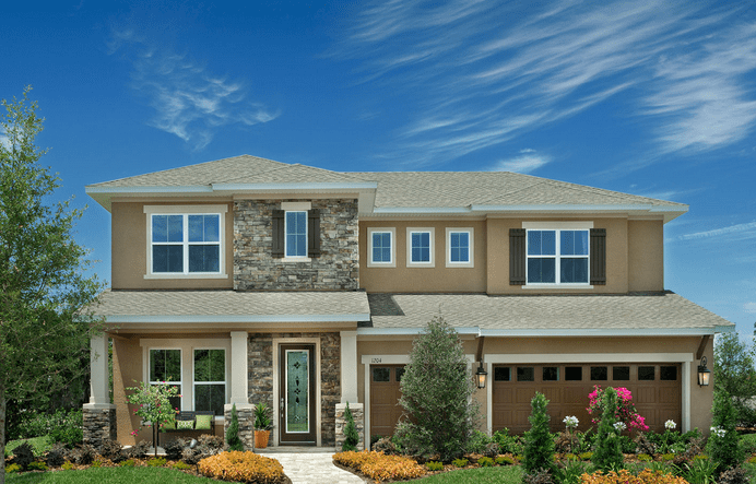 Union Park Wesley Chapel Fl New Homes