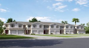 HAWKS POINT TOWN HOMES : GOLDEN FALCON DR, RUSKIN, FL 33570