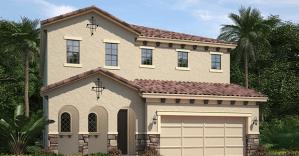 D.R. Horton Homes Beasley South Tampa Florida
