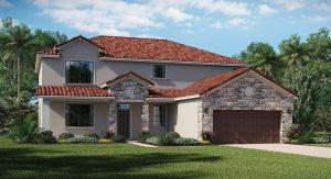 Waterleaf/Waterleaf-Executive/The Revere 2,780 sq. ft. 4 Bedrooms 3 Bathrooms 3 Car Garage 2 Stories Riverview Fl