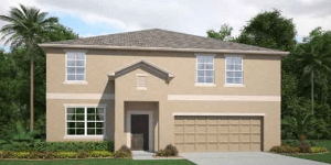 New-Homes Florida Tampa Riverview Lennar Homes  At Summerfield Crossings
