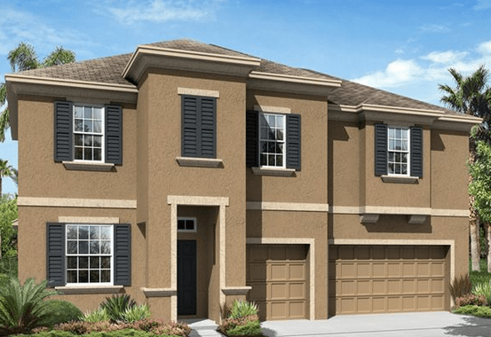 South Fork Riverview Florida  From $227,990 – $299,990
