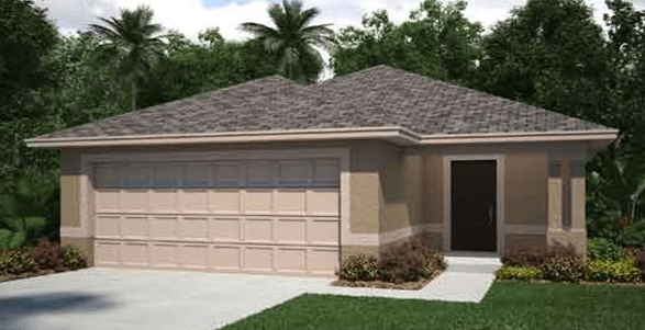 Fern Hill Quick Move-In Ready New Homes in Riverview Florida