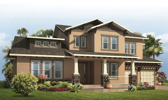 Apollo Beach New Homes One & Two-Story Options Available