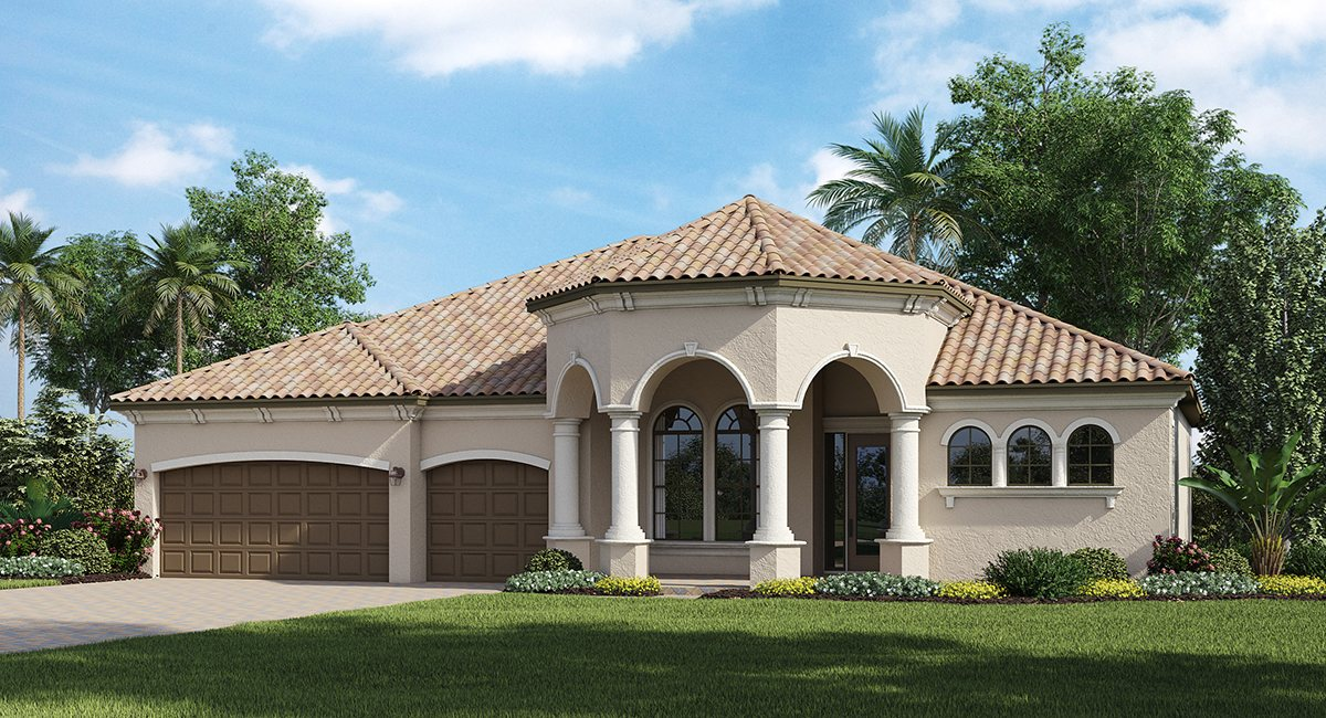 Lakewood National Lakewood Ranch Florida New Homes Community