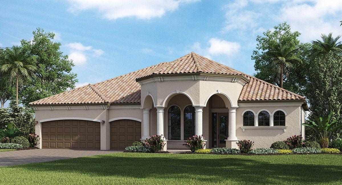 Lakewood National  : Executive Homes & Terraces & Verandas &  Coach Homes & Estate Homes Lakewood Ranch Fl