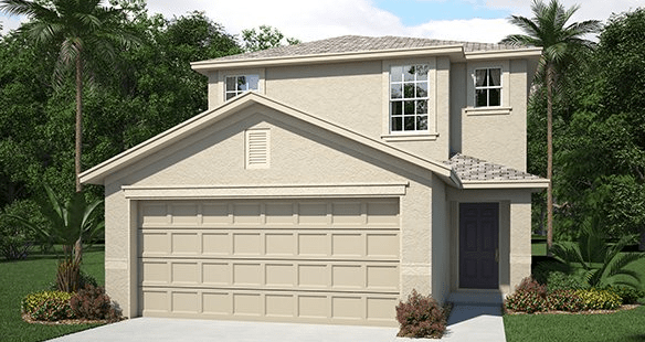 Lennar Homes Fern Hill Riverview Florida New Homes