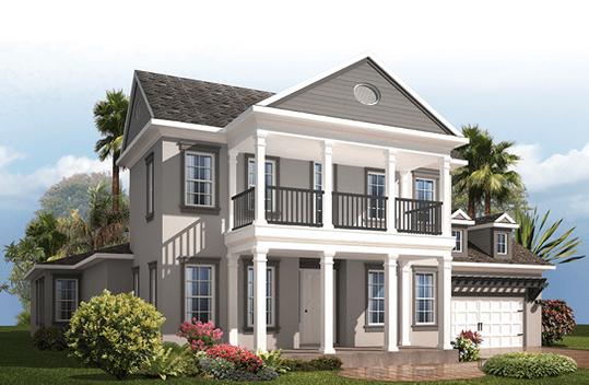 New Construction Houses in Apollo Beach, Florida