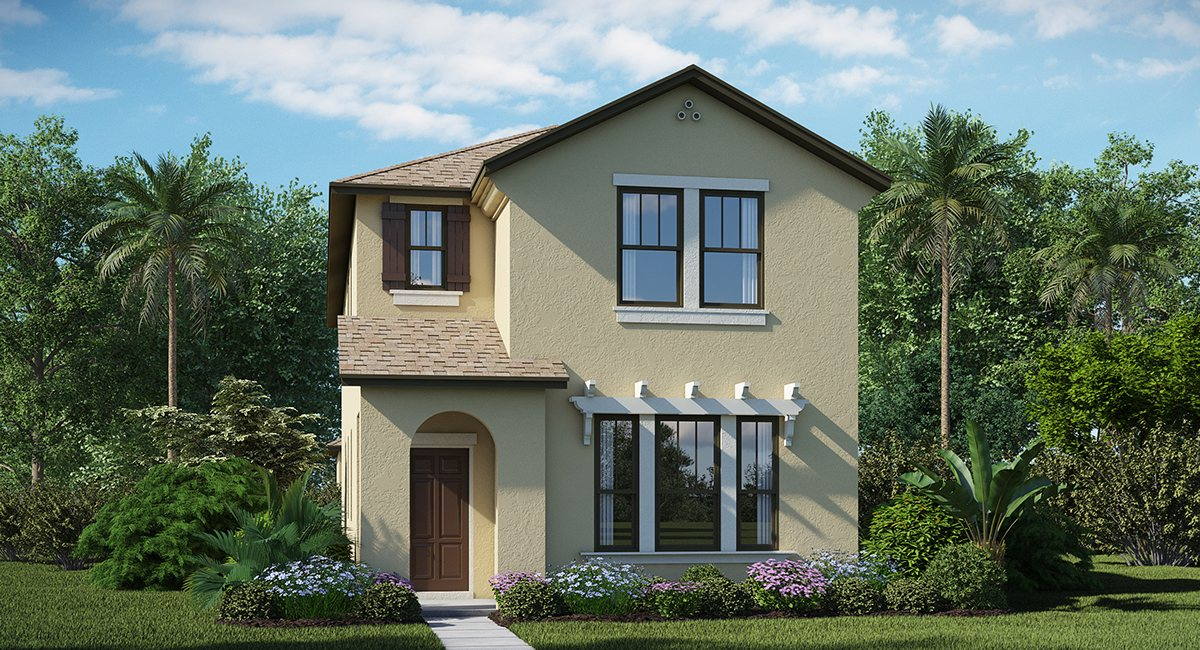 The Arbors at Wiregrass Ranch The Willow 2,462 sq. ft.4 Bedrooms3 Bathrooms 1 Half bathroom 2 Car Garage 2 Stories Wesley Chapel Fl