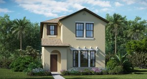 The Arbors at Wiregrass Ranch The Willow 2,462 sq. ft. 4 Bedrooms3 Bathrooms 1 Half bathroom 2 Car Garage 2 Stories Wesley Chapel Fl