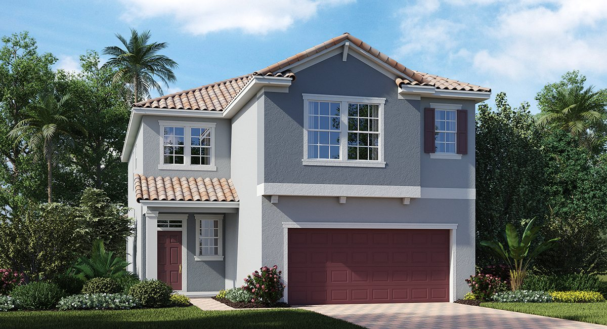 La Collina New Home Community Brandon Florida