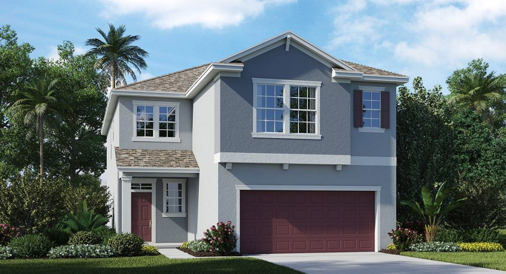 New Floor Plans & New Model Homes Connerton Land O Lakes Florida