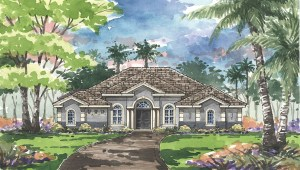 Stonelake Ranch The Sortino 3,692 square feet 3 bed, 3 bath, 3 car, 1 story Thonotosassa Fl