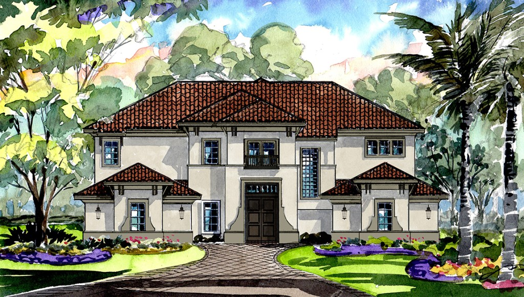 Stonelake Ranch The Toscana 5,012 square feet 5 bed, 6.5 bath, 3 car, 2 story Thonotosassa Fl