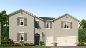 Park Creek The Canlers 3,169 square feet 5 bed, 2.5 bath, 3 car, 2 story Riverview Fl