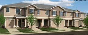 The Cove At Avelar Creek 1,673 square feet 3 bed, 2.5 bath, 1 car, 2 story Riverview Fl
