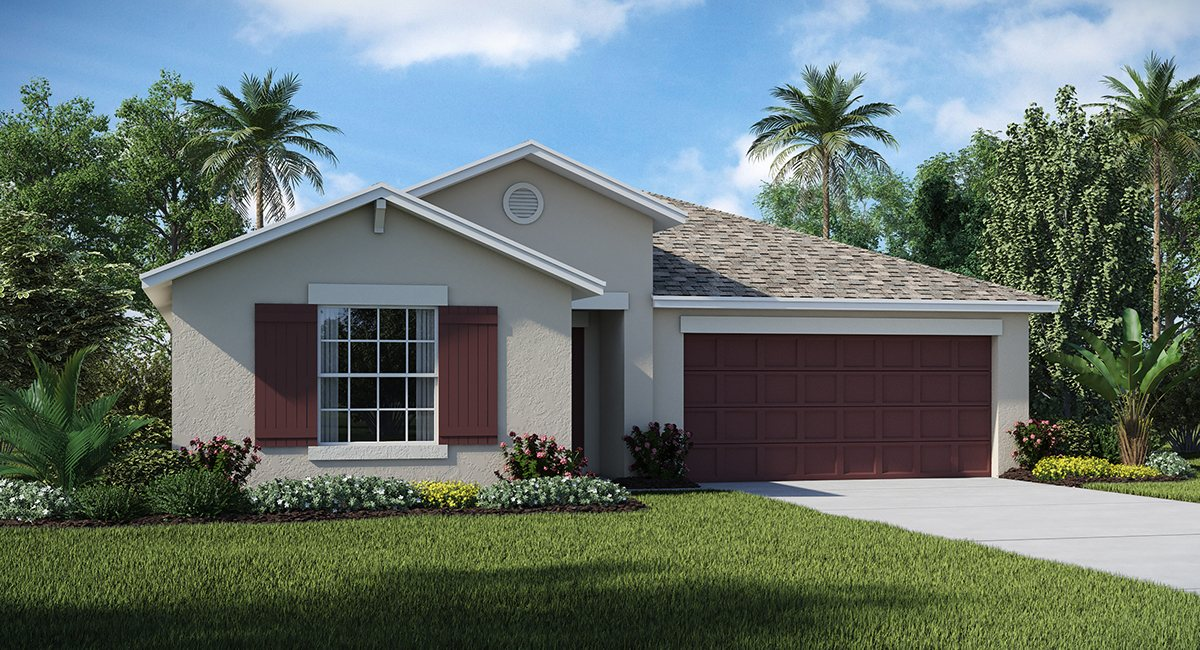 New Houses in Ruskin Florida 33570/33573