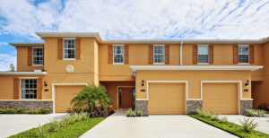 The Club at Hidden River The Templeton 1,524 square feet 3 bed, 2.5 bath, 1 car, 2 story Temple Terrace Fl