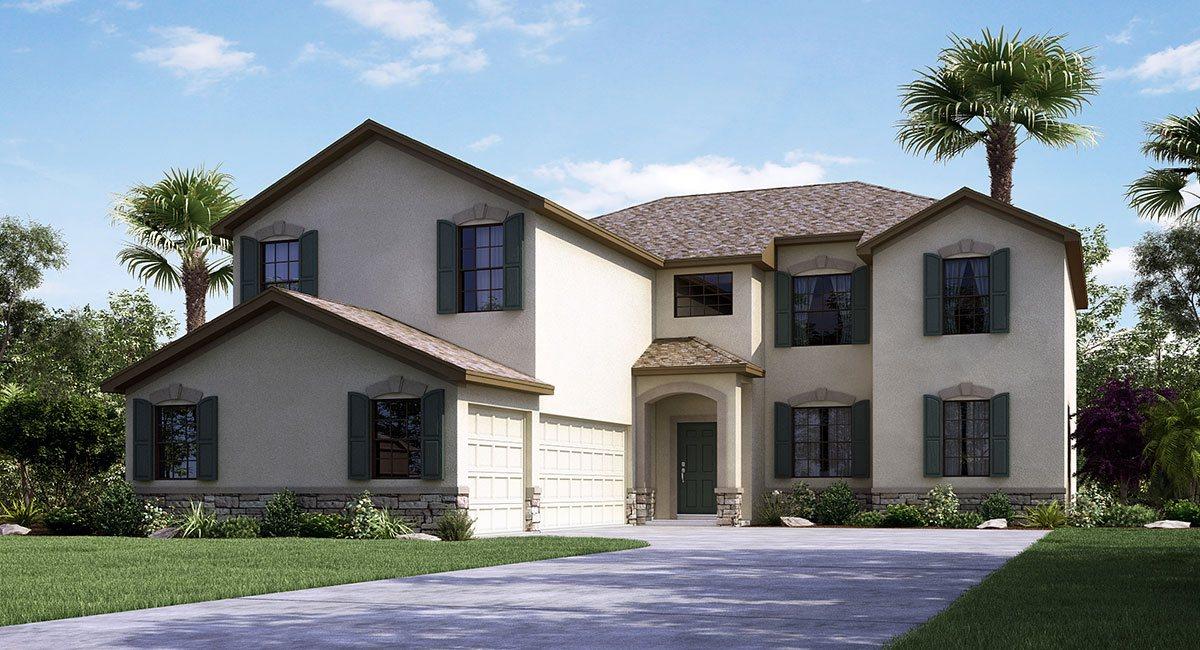 New Homes Sereno Wimauma Florida 33598
