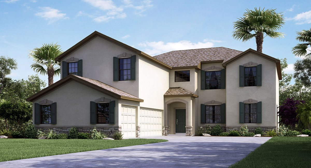New Homes Lakeside Hudson Florida 34669