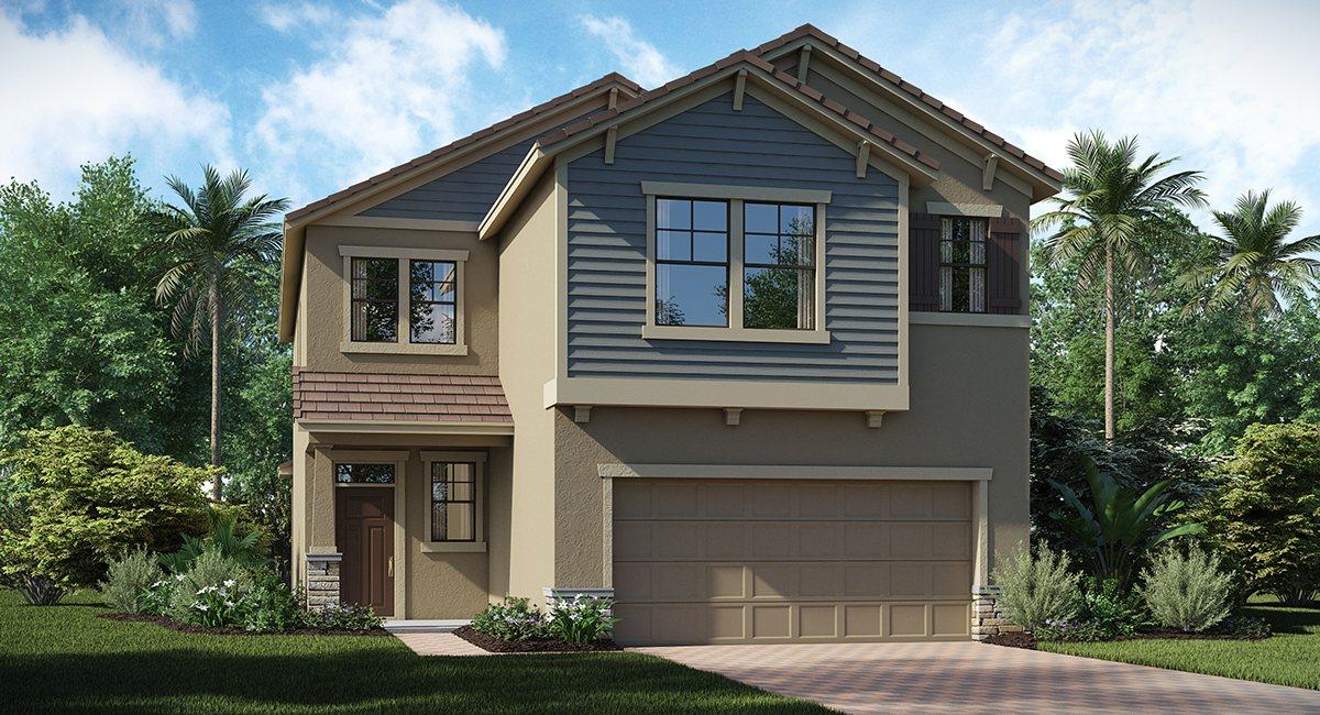 New Homes La Collina Brandon Florida 33511