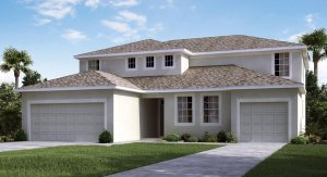 South Fork The Liberation 3,858 sq. ft. 6 Bedrooms 4.5 Bathrooms 3 Car Garage 2 Stories Riverview Florida 33579