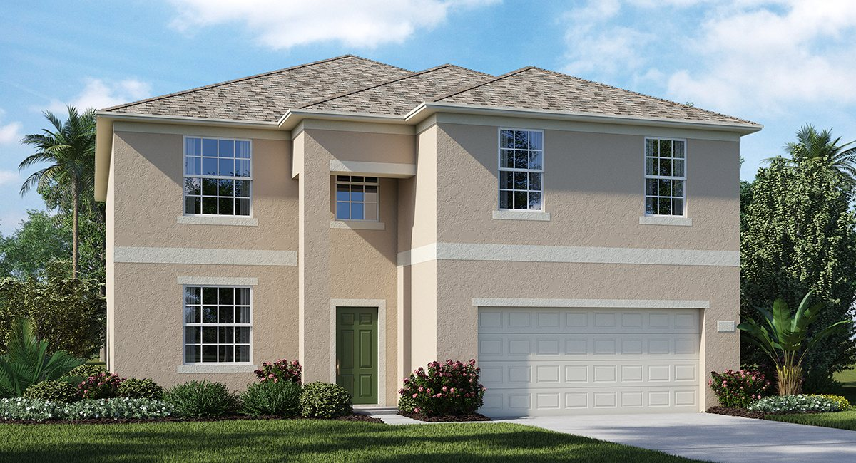 New Homes Cypress Creek Ruskin Florida 33573