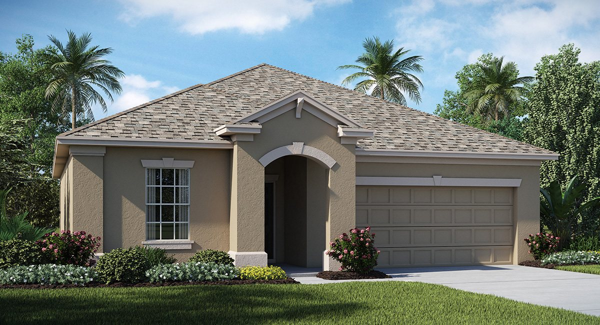 Quick Move-in New Homes for Sale Riverview Florida