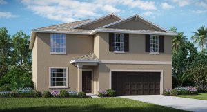 New Homes River Bend West Ruskin Florida 33570