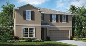 The Summit at Fern Hill The Trenton 3,327 sq. ft. 6 Bedrooms 3 Bathrooms 2 Car Garage 2 Stories Riverview Florida 33578