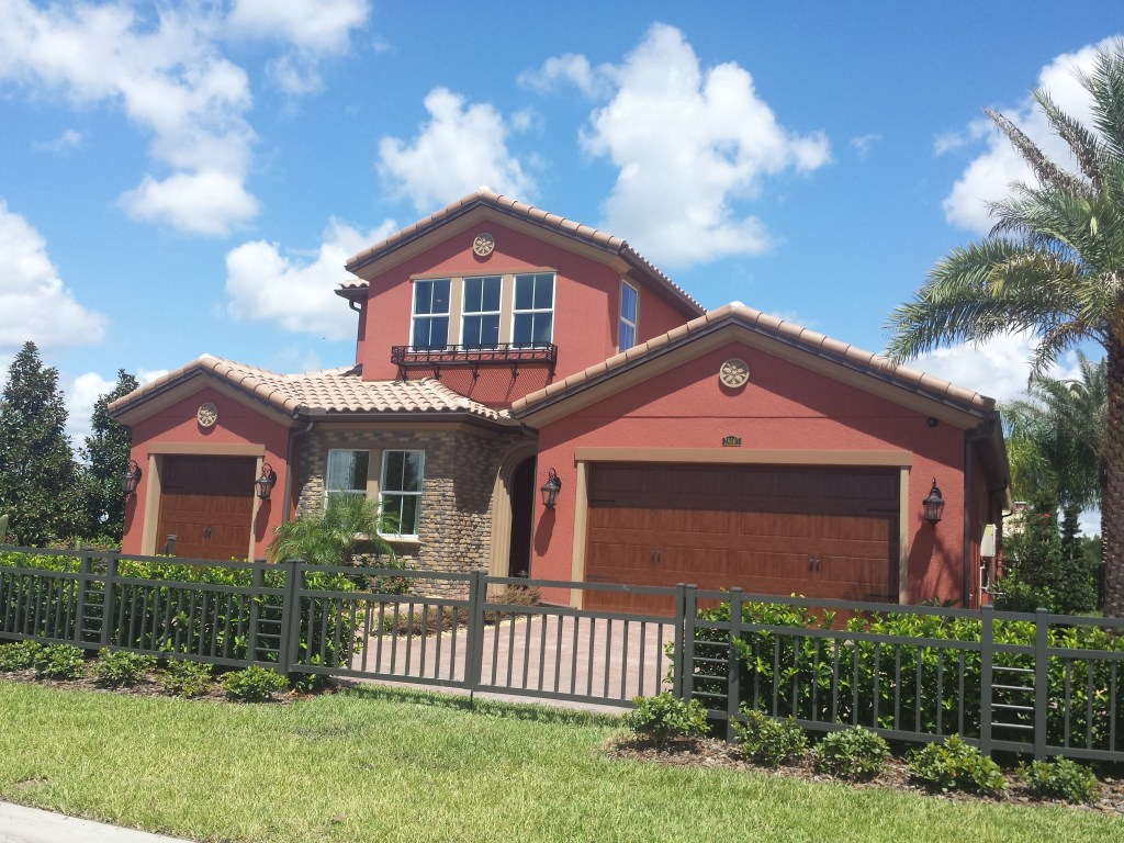 CalAtlantic Homes (Stardard Pacific Homes) Estancia at Wiregrass - Wesley Chapel Florida
