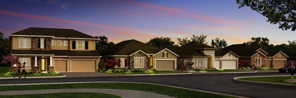New Homes Brandon Florida
