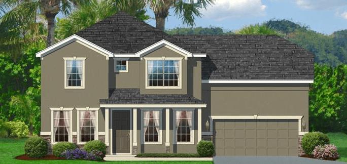 Highland Estates New Houses in 33598 – Wimauma Florida