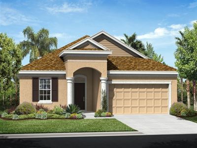 CalAtlantic Homes (Ryland Homes) Copperstone - Florida Series Parrish Florida