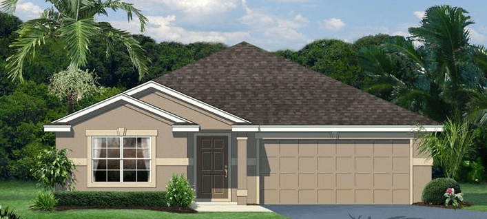 Carriage Pointe Single Family Homes Riverview Florida