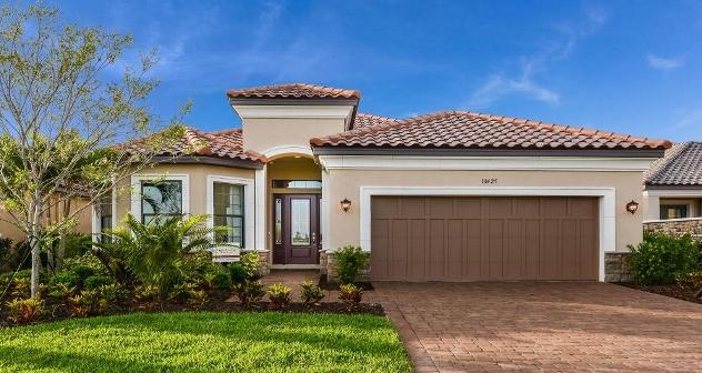 Taylor Morrison Homes Esplanade of Tampa Florida