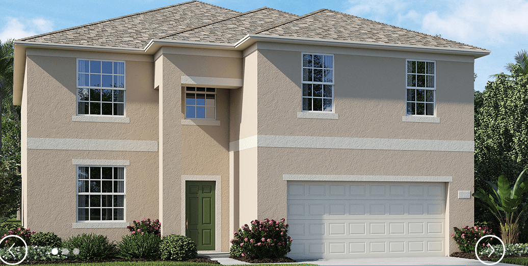 Move-In Ready New Homes in Riverview Florida 1-813-546-9725