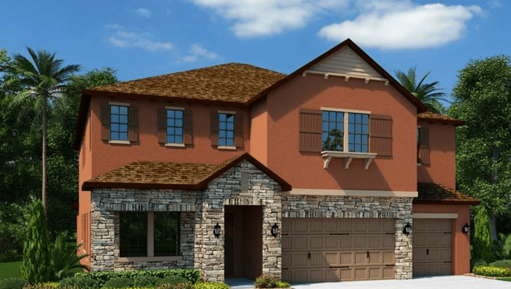 CalAtlantic Homes Estancia Wesley Chapel Fl New Homes