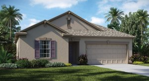Move-In Ready New Home in  Riverview Florida South Shore