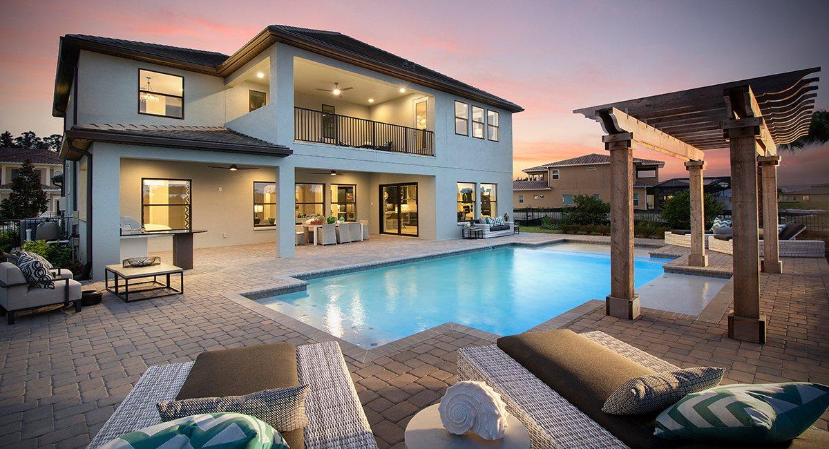 Tarramor New Home Community Odessa Florida